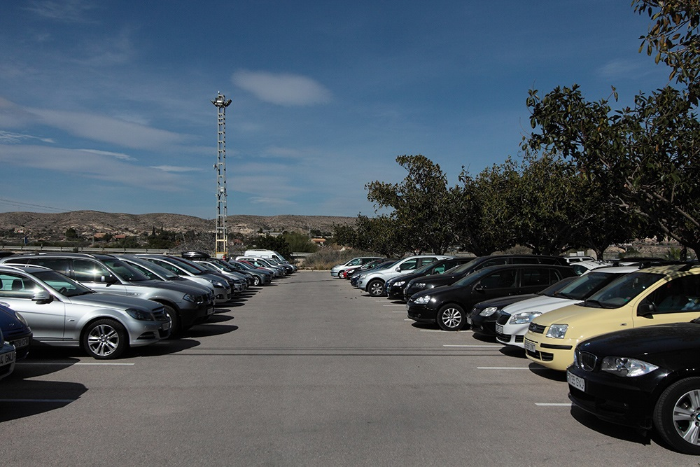 Ecoparking Alicante Airport