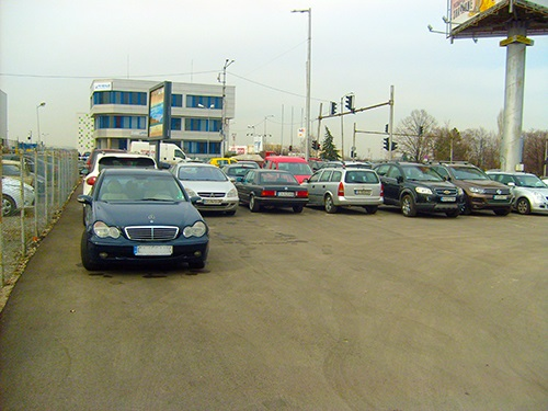 iRent Airport Parking Sofia