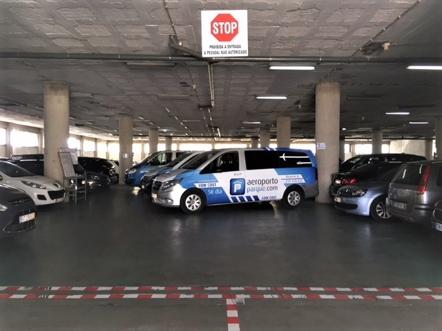 Aeroporto Lisboa Parking