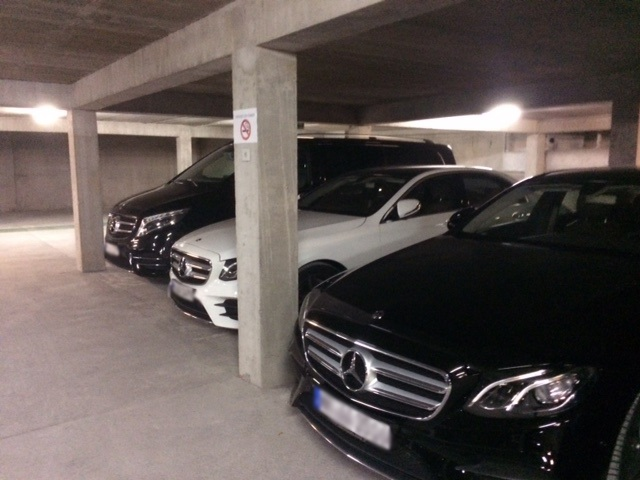 Parking Ferney-Voltaire