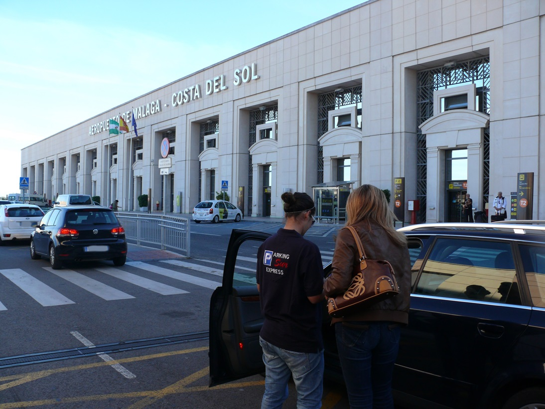Parking Sur Meet and Greet Malaga Airport