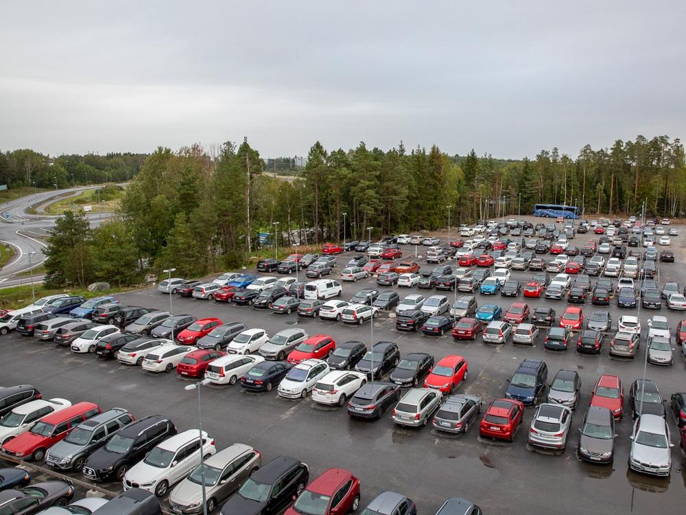 hotel parkering arlanda