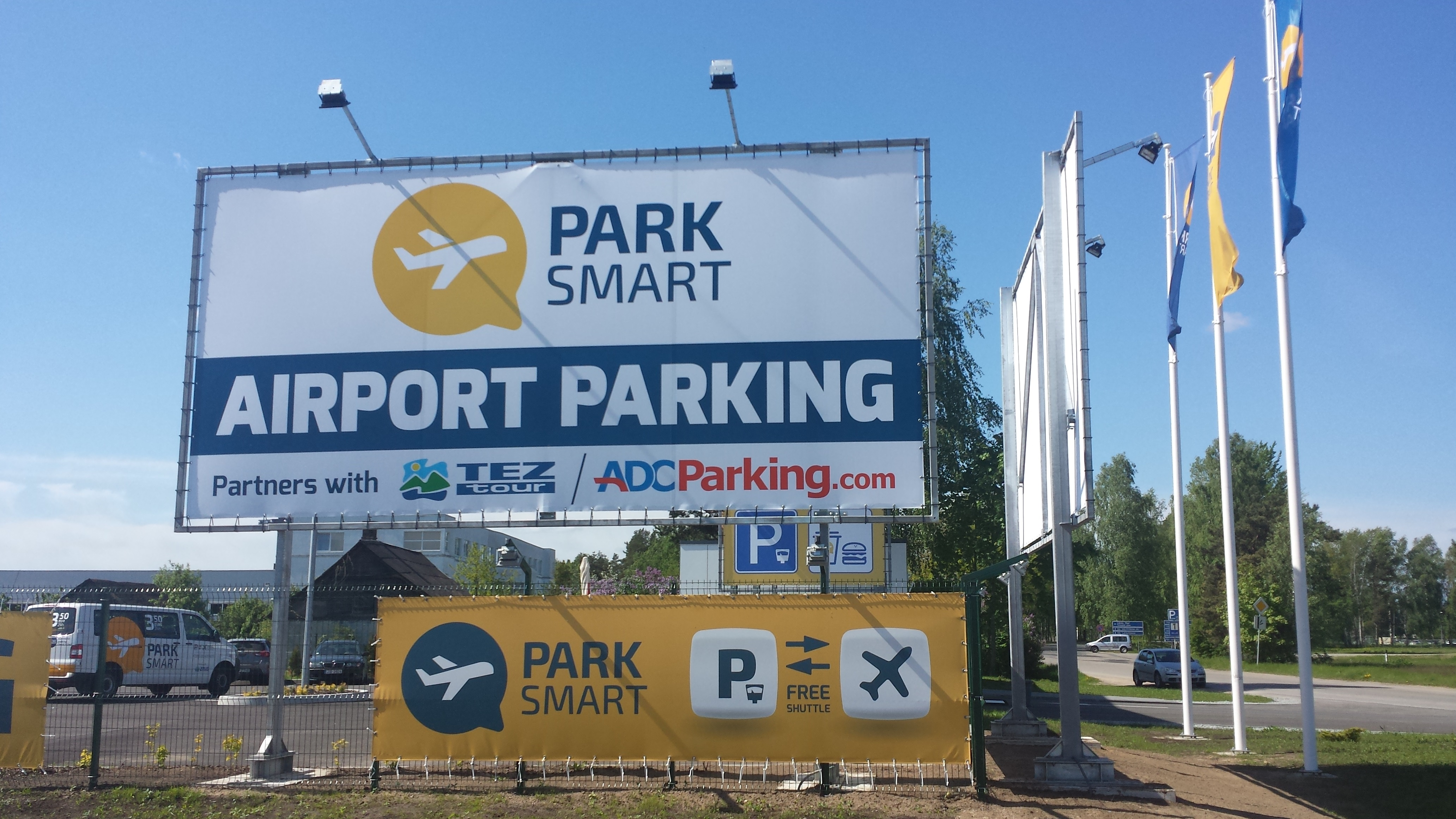Park Smart Riga airport parking