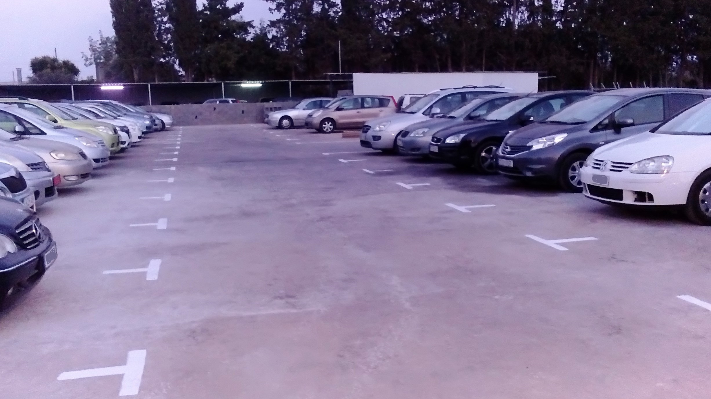 SF Paphos Airport Parking