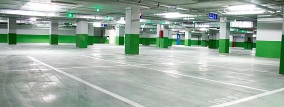 Parking centro norte madrid santiago bernab u parkvia for Puerta 53 santiago bernabeu