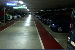 parking puerto barcelona