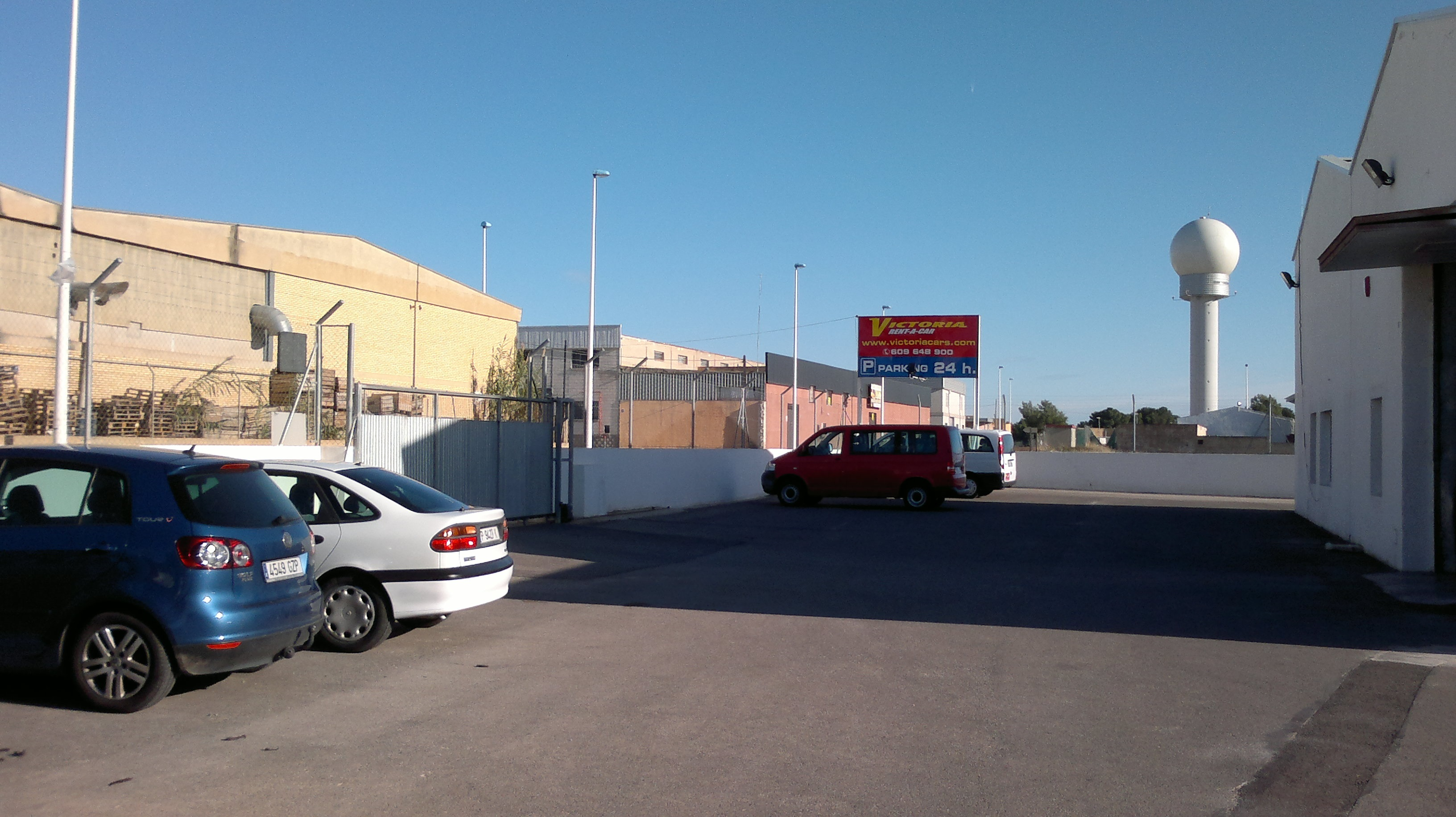 PARKING BAJO COSTE VALENCIA