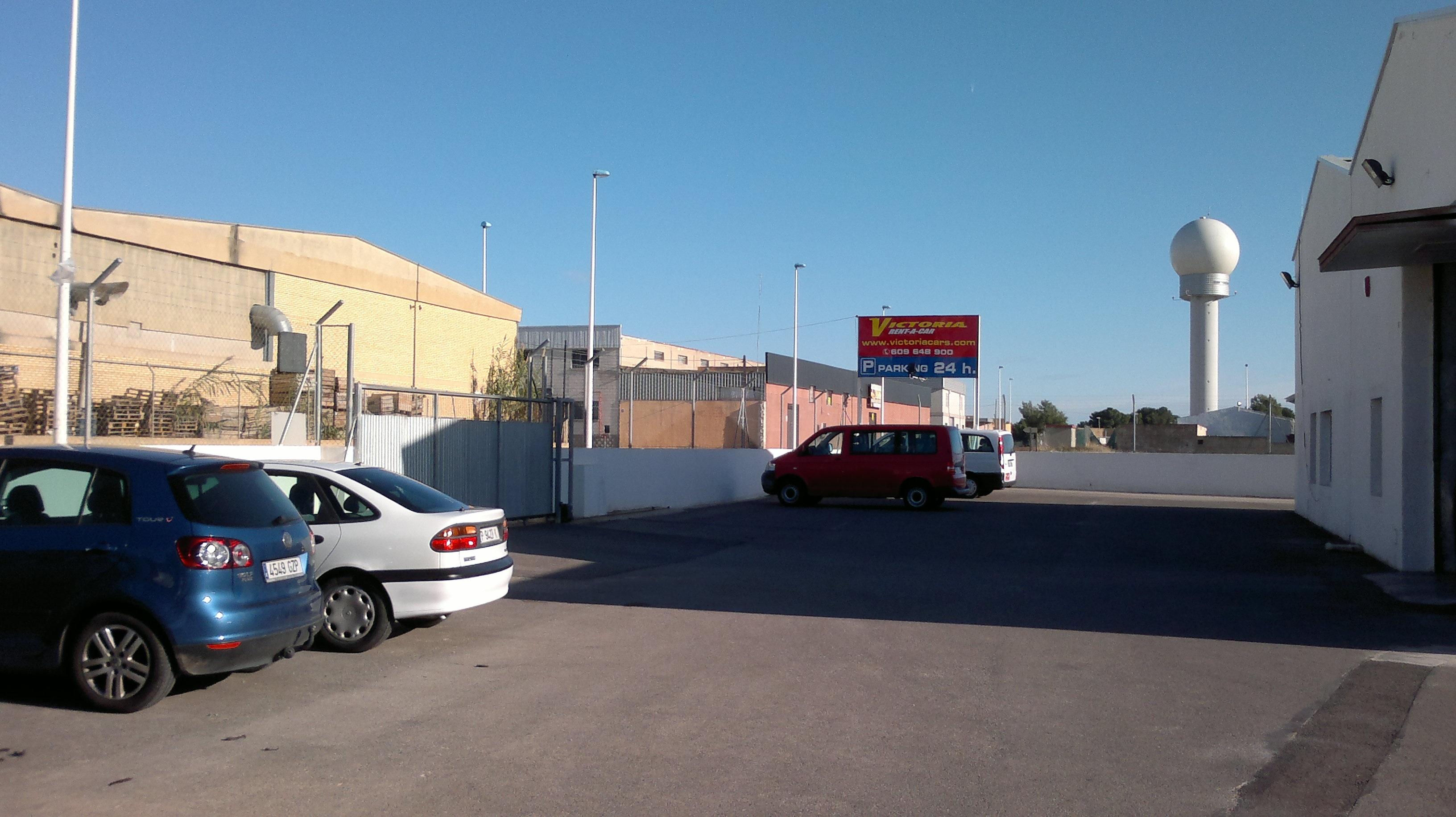 victoria aeropuerto valencia: