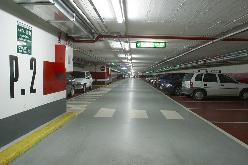 Parking A Rosa Santiago