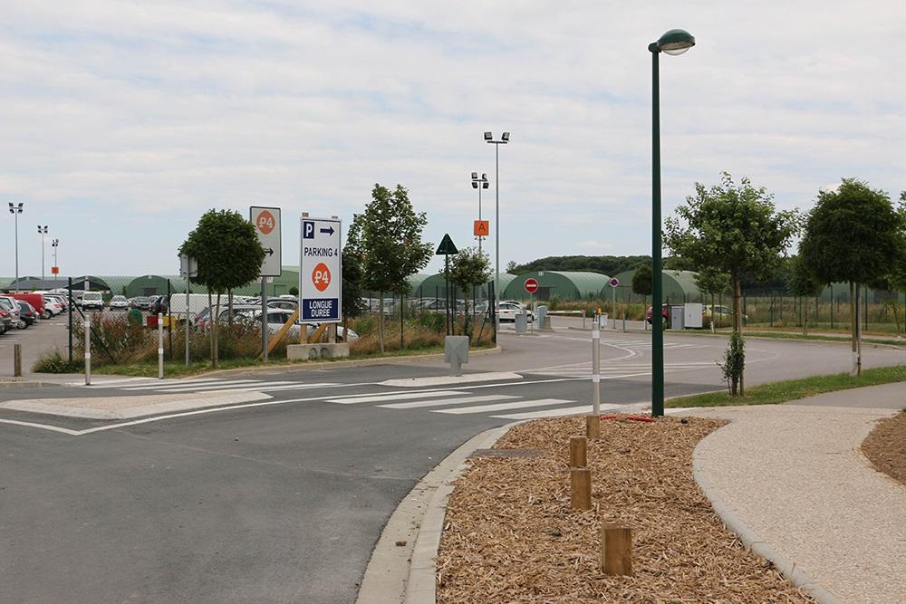 Paris Beauvais Official Airport Parking P4