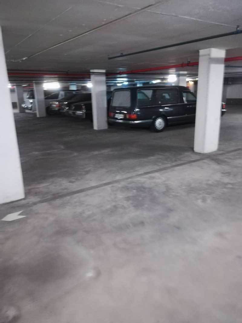 Frankfurt airport parking