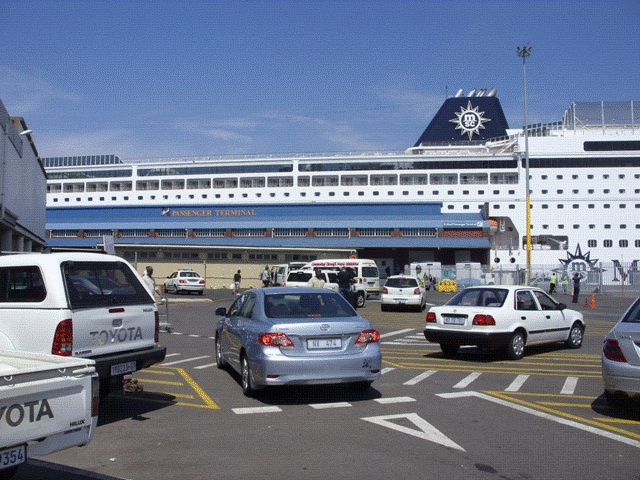 Drop off location King Shaka airport