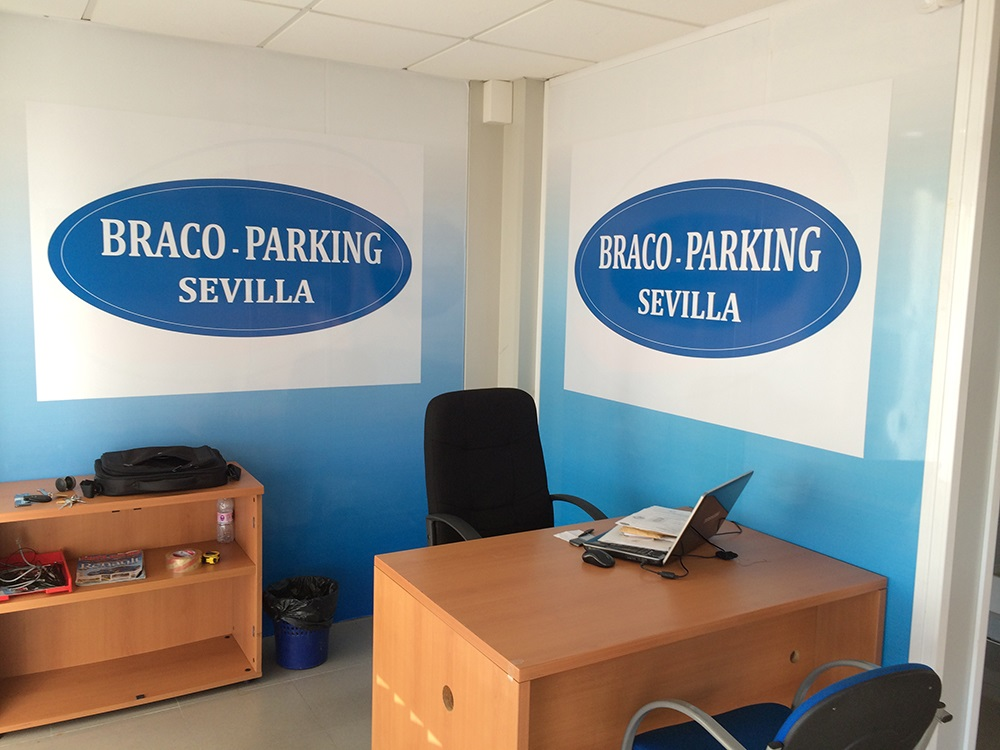 Braco Parking Bajo Coste Aeropuerto